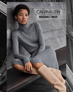 Ofertas de Calvin Klein  en el folleto de Santa Agnès de Malanyanes