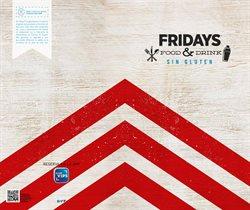 Ofertas de TGI Friday's  en el folleto de Madrid