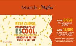 Ofertas de Restauración en el catálogo de Muerde la Pasta ( Publicado hoy)