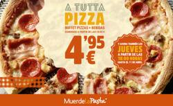 Ofertas de Muerde la Pasta  en el folleto de Zaragoza