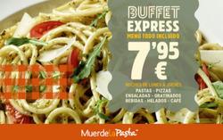 Ofertas de Muerde la Pasta  en el folleto de Leganés