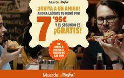 Ofertas de Muerde la Pasta  en el folleto de Almería