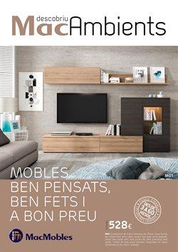 Ofertas de MacMobles  en el folleto de Barcelona