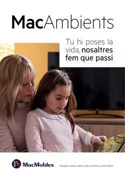 Catálogo MacMobles en Cerdanyola del Vallès ( Más de un mes )