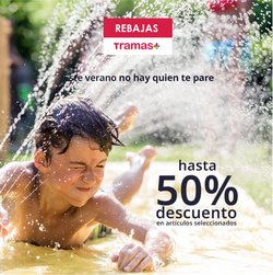 Ofertas de Tramas+ en el catálogo de Tramas+ ( Publicado hoy)