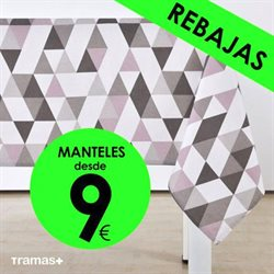 Ofertas de Tramas+  en el folleto de Madrid
