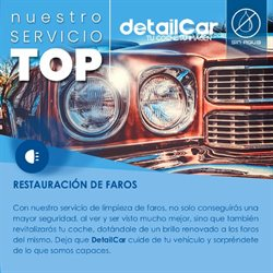 Catálogo DetailCar en Vigo ( Más de un mes )