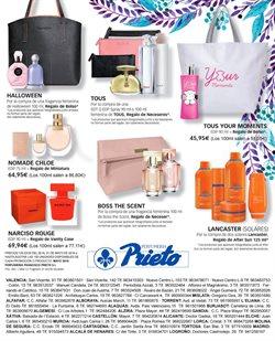 Ofertas de Chloé  en el folleto de Perfumería Prieto en Madrid