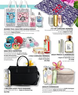 Ofertas de Perfumes  en el folleto de Perfumería Prieto en Madrid