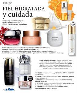 Ofertas de Crema hidratante facial  en el folleto de Perfumería Prieto en Madrid
