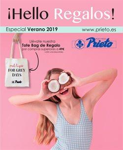 Ofertas de Perfumería Prieto  en el folleto de Torrejón