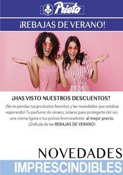 Ofertas de Perfumería Prieto en el catálogo de Perfumería Prieto ( 5 días más)