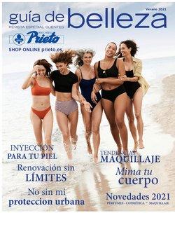 Ofertas de perfumes en el catálogo de Perfumería Prieto ( 27 días más)