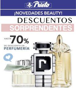 Ofertas de Perfumerías y Belleza en el catálogo de Perfumería Prieto ( 8 días más)