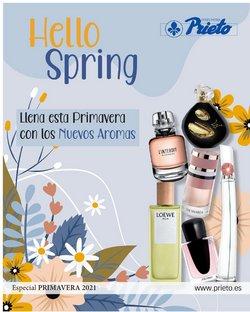 Catálogo Perfumería Prieto ( 24 días más)