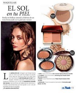 Ofertas de Dior en el catálogo de Perfumería Prieto ( Más de un mes)