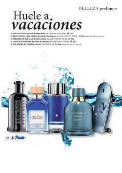 Ofertas de Adolfo Domínguez en el catálogo de Perfumería Prieto ( Más de un mes)
