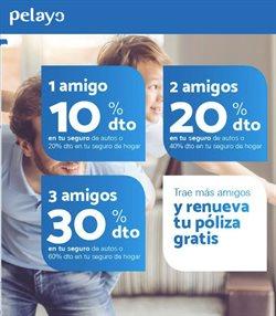 Ofertas de Pelayo Seguros  en el folleto de San Fernando