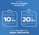 Cupón Pelayo Seguros en Puerto de Sagunto ( 16 días más )