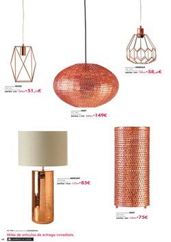 Comprar l mpara de techo ofertas precios y cat logos - Ofertas lamparas techo ...