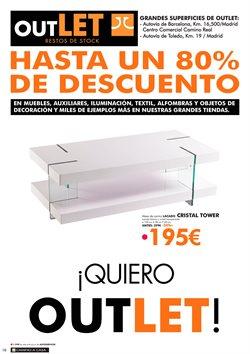 Ofertas de Mesa de centro  en el folleto de Camino a casa en Madrid