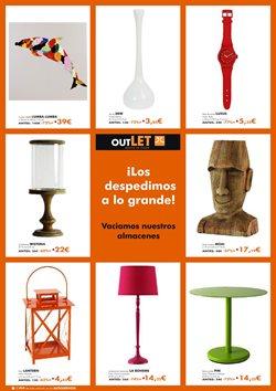 Ofertas de Reloj decorativo  en el folleto de Camino a casa en Madrid