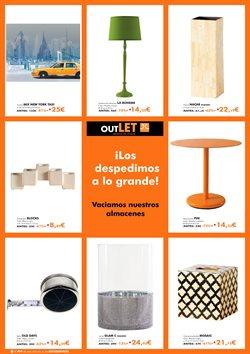 Ofertas de Florero  en el folleto de Camino a casa en Madrid
