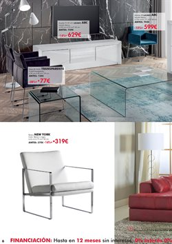 Ofertas de Mueble tv  en el folleto de Camino a casa en Madrid