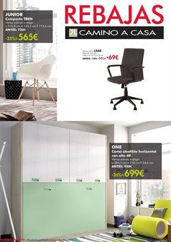 Ofertas de Muebles  en el folleto de Camino a casa en Ourense