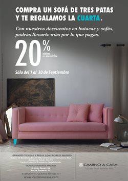 Ofertas de Hogar y muebles  en el folleto de Camino a casa en San Sebastián de los Reyes