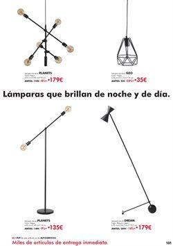 Ofertas de Iluminación  en el folleto de Camino a casa en Madrid