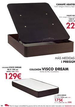 Ofertas de Canapé  en el folleto de Camino a casa en Madrid