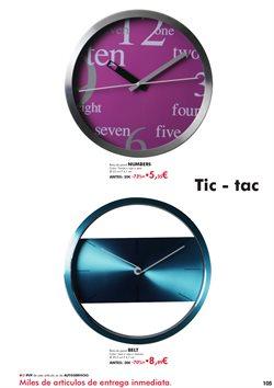 Ofertas de Relojes  en el folleto de Camino a casa en Madrid