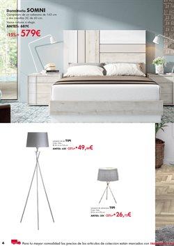 Ofertas de Dormitorios  en el folleto de Camino a casa en Majadahonda