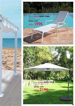 Ofertas de Muebles de jardín  en el folleto de Camino a casa en Madrid