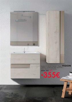 Ofertas de Muebles de baño  en el folleto de Camino a casa en Madrid