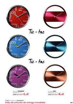 Ofertas de Relojes  en el folleto de Camino a casa en Leganés