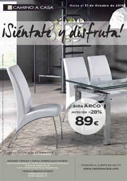 Ofertas de Hogar y muebles  en el folleto de Camino a casa en Arroyomolinos