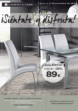 Ofertas de Hogar y muebles  en el folleto de Camino a casa en Villanueva de la Cañada