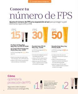 Ofertas de Crema hidratante facial  en el folleto de Mary Kay en Madrid