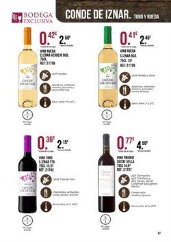 Ofertas de Vino blanco  en el folleto de Gros Mercat en La Orotava