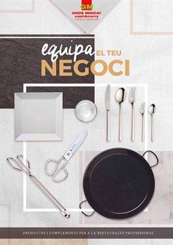 Ofertas de Gros Mercat  en el folleto de San Cristobal de la Laguna (Tenerife)