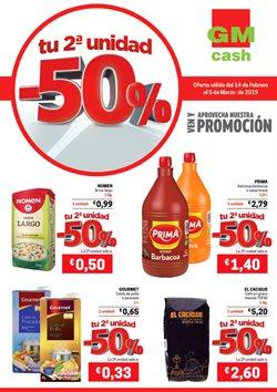 Ofertas de Gros Mercat  en el folleto de Cartagena