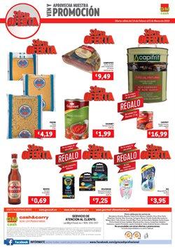 Ofertas de Mahou  en el folleto de Gros Mercat en Telde