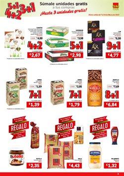 Ofertas de Marcilla  en el folleto de Gros Mercat en Alicante