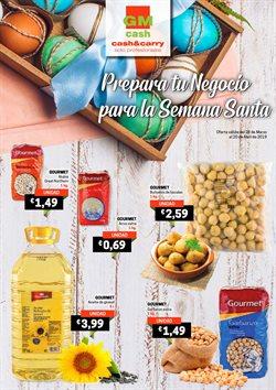 Ofertas de Gros Mercat  en el folleto de Murcia