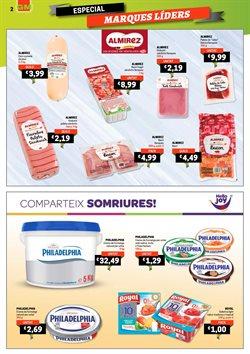Ofertas de Brie, camembert y cremosos  en el folleto de Gros Mercat en Barcelona