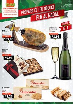 Ofertas de Gros Mercat  en el folleto de Esplugues de Llobregat