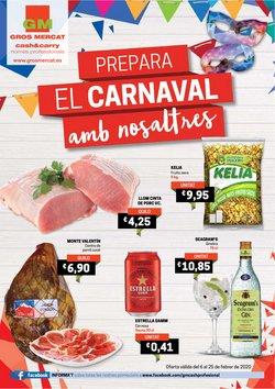 Ofertas de Hiper-Supermercados en el catálogo de Gros Mercat en Olot ( 2 días más )