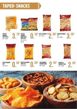 Ofertas de Chips en Gros Mercat
